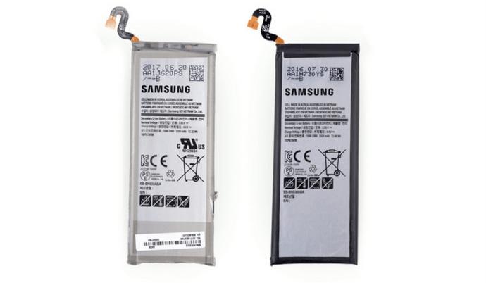 Pin Samsung Note 7 Chính hãng