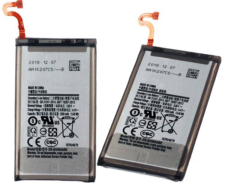Pin Samsung S9 chính hãng