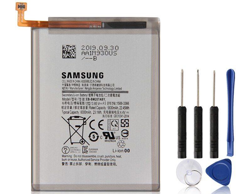 Pin Samsung M30s chính hãng