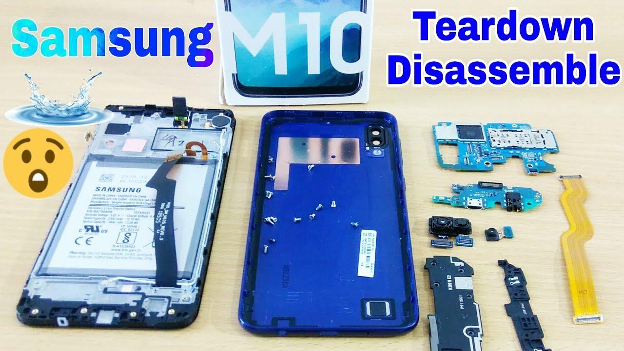Thay pin Samsung M10 chính hãng tại TP HCM