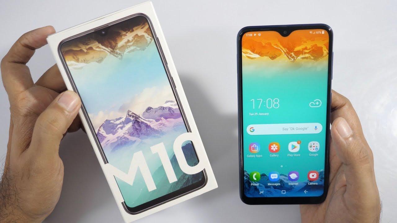 Samsung M10 chính hãng