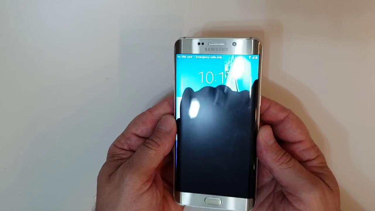 Điện thoại bị đen màn hình, không thể xem nội dung