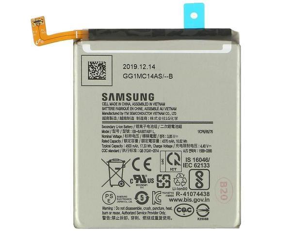 Thay pin Samsung S10, S10 Plus, S10 Lite chính hãng tại Tp.HCM