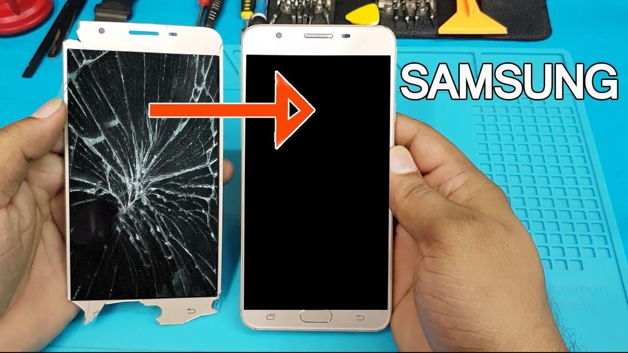 Thay màn hình Samsung J5 Prime chính hãng