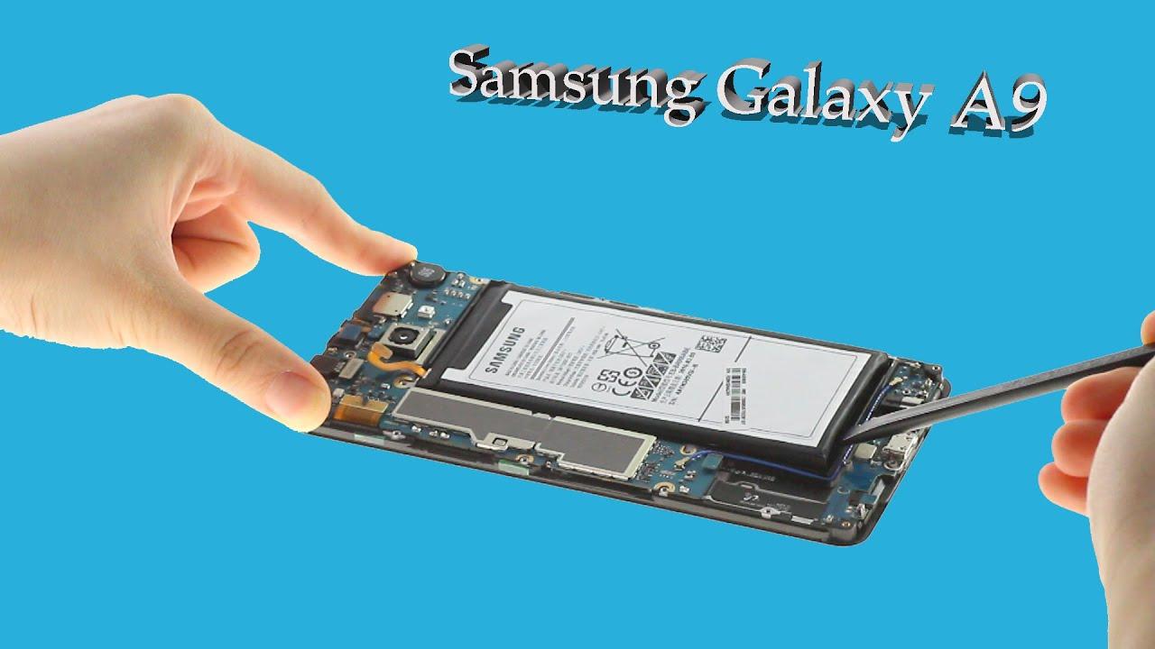 Pin Samsung A90 chính hãng