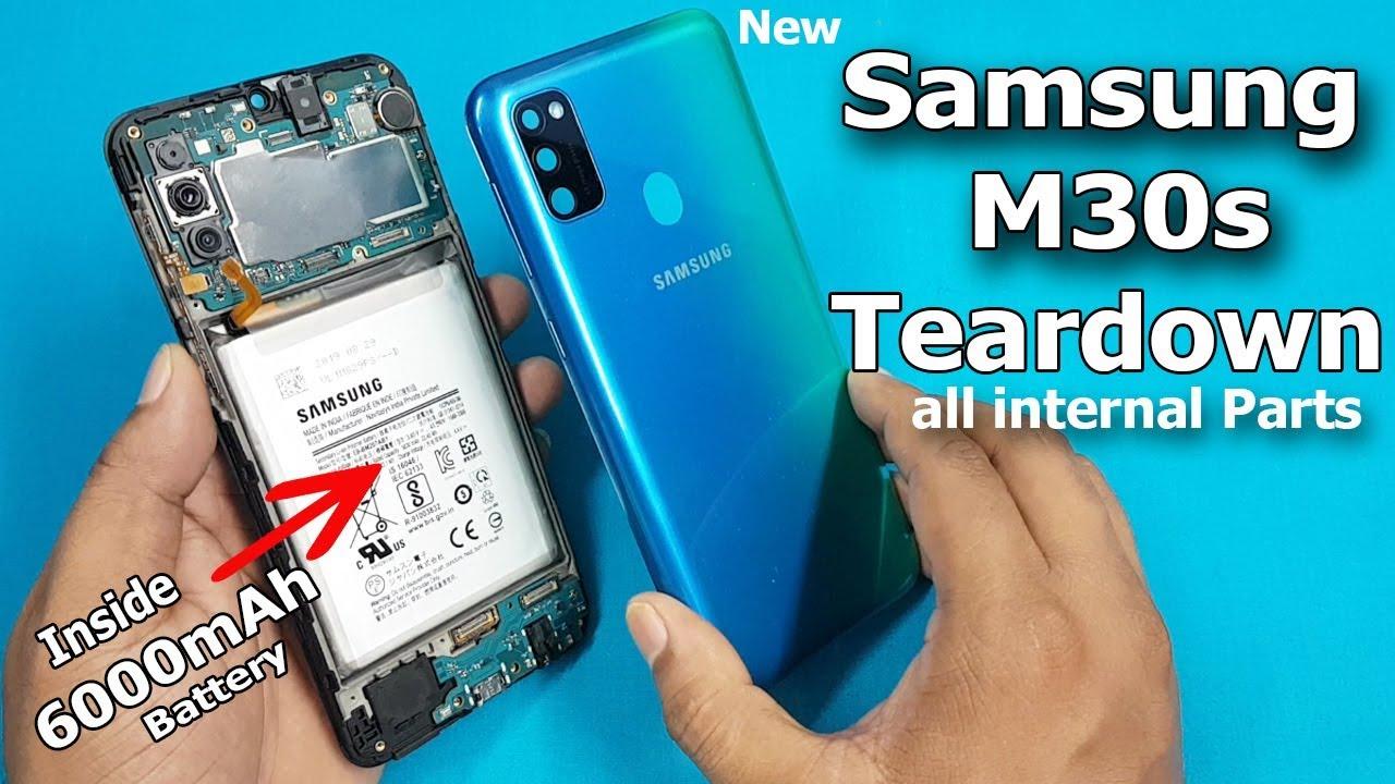 Thay pin Samsung M30s chính hãng tại TP.HCM