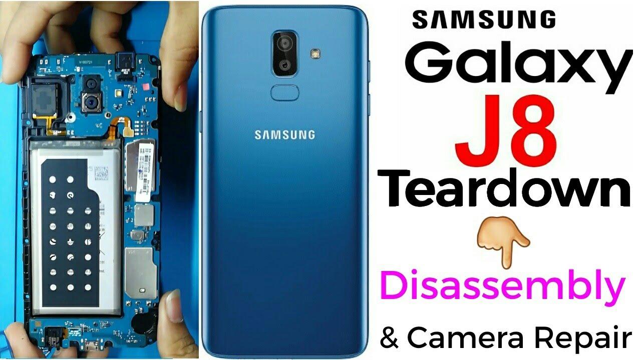 Thay pin Samsung J8