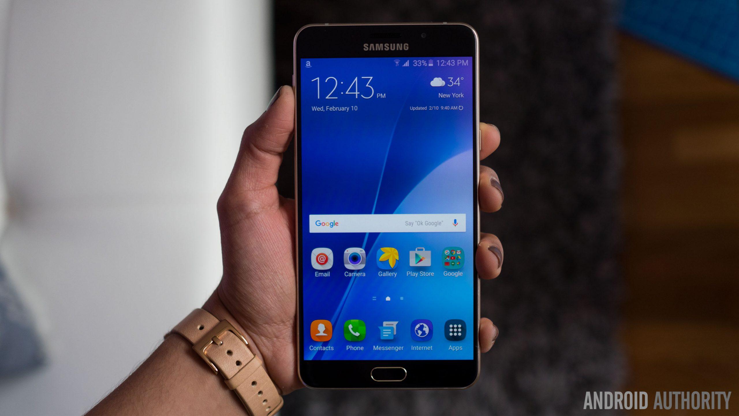 Điện thoại Samsung A9