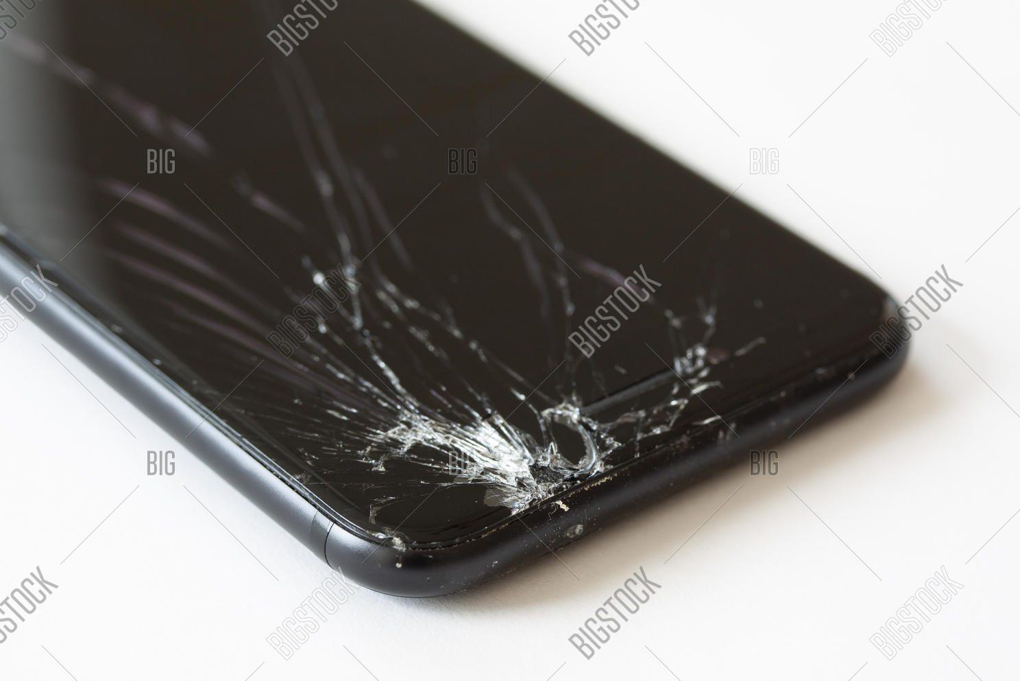 Điện thoại Samsung bị vỡ