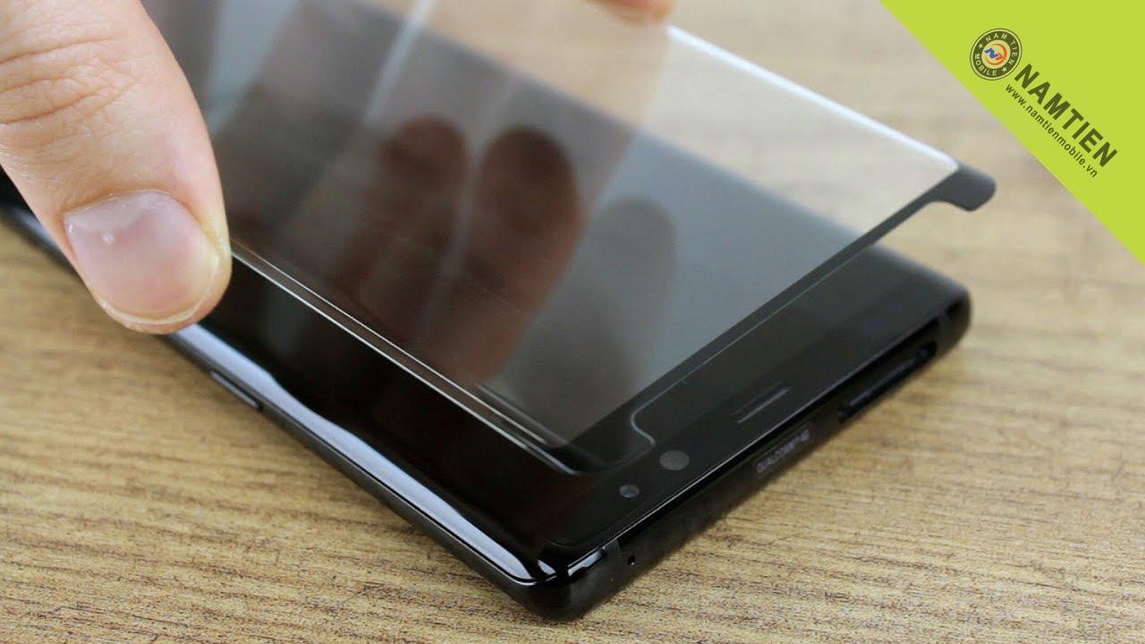 Lưu Ý Trước Khi Thay Mặt Kính Samsung