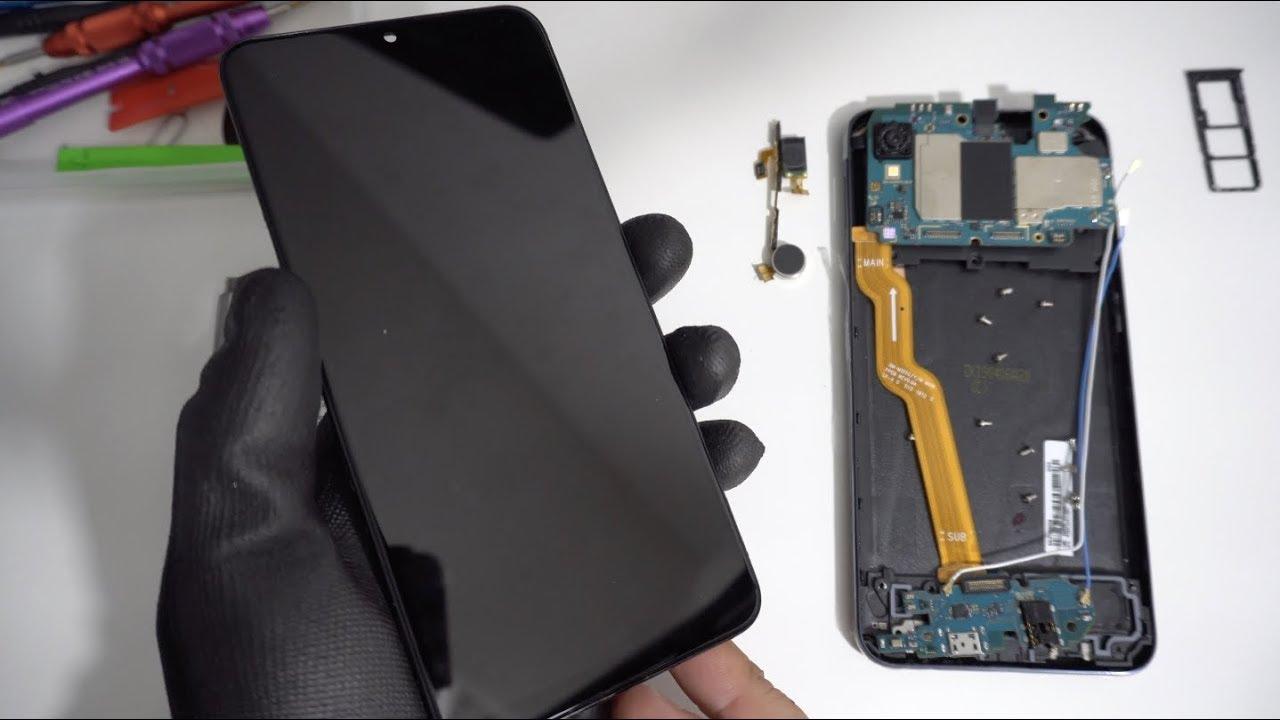 Màn hình Samsung A10