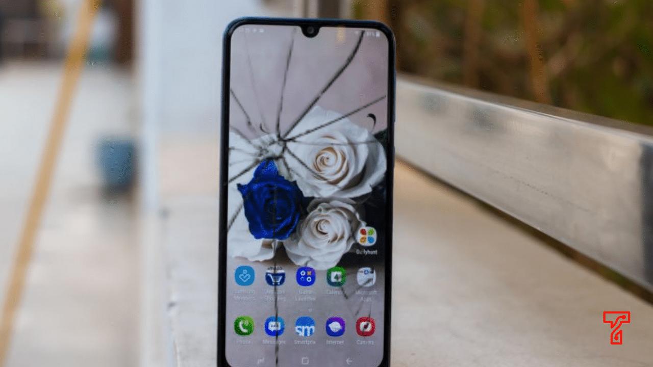 Màn hình Samsung M30s bị rơi vỡ