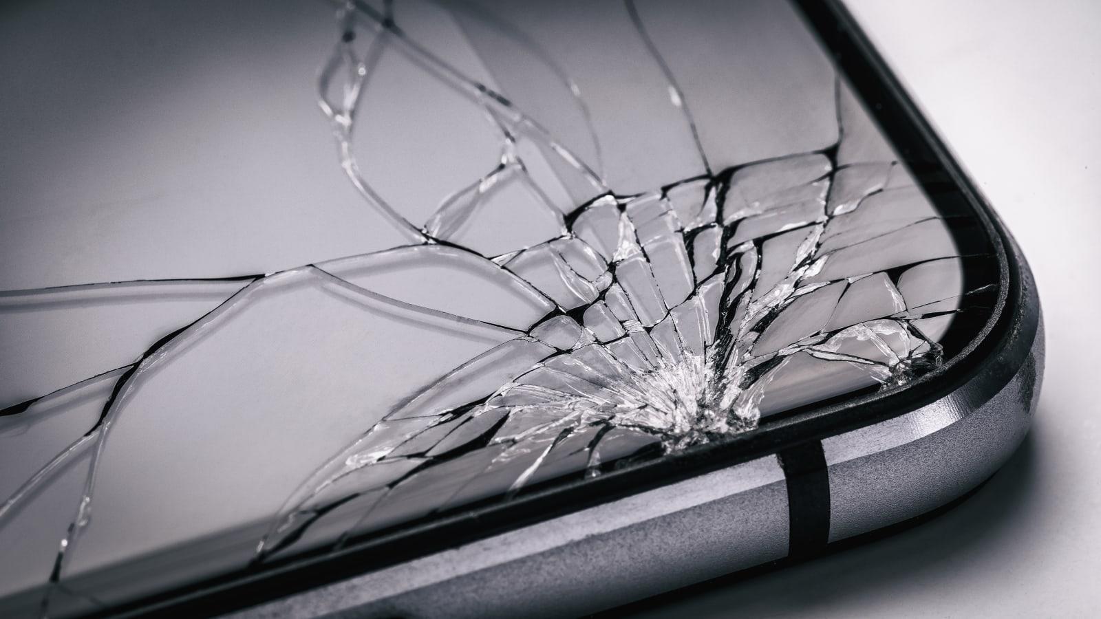 Màn hình Samsung A70 bị rơi vỡ