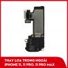 thay loa trong ngoai iphone 11 pro max