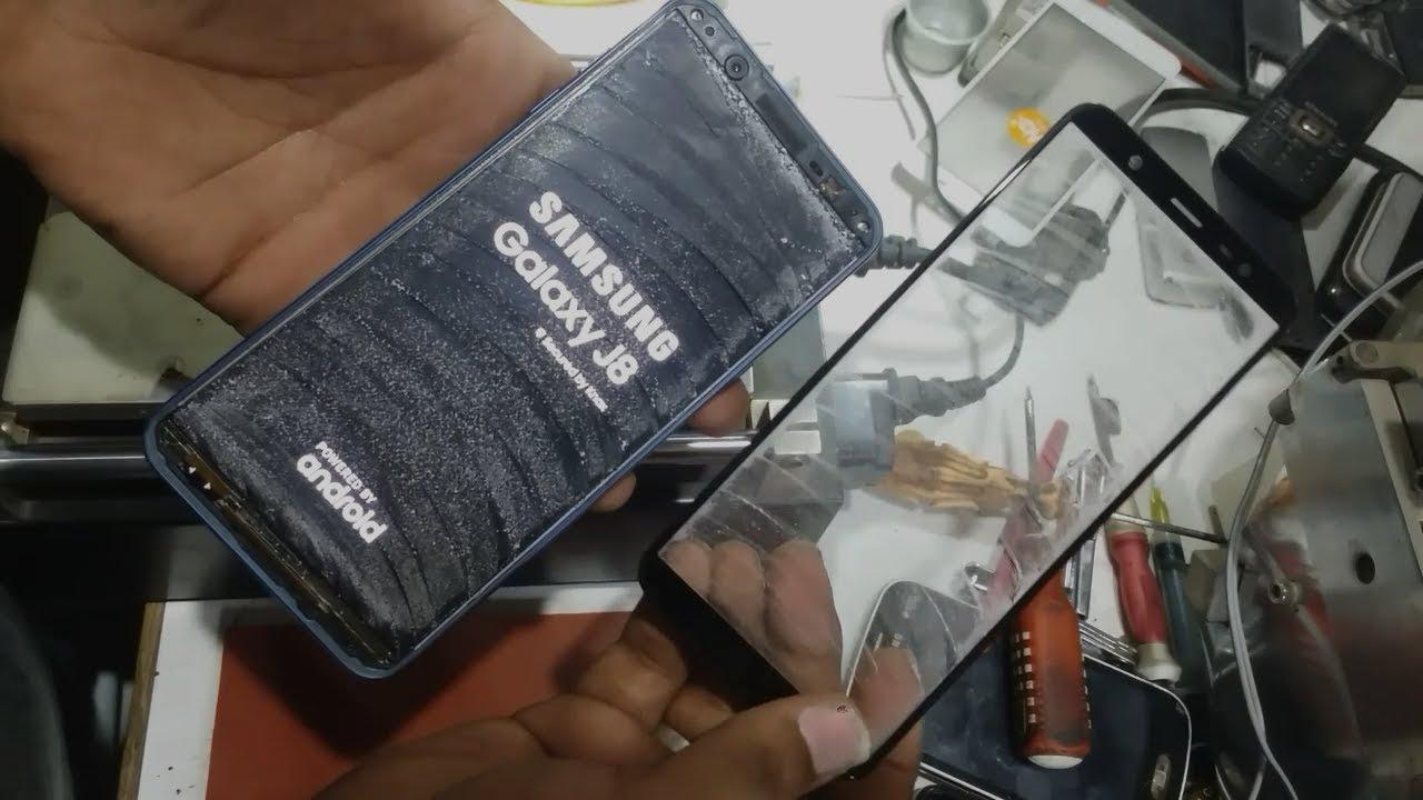 Thay màn hình Samsung J8 chính hãng