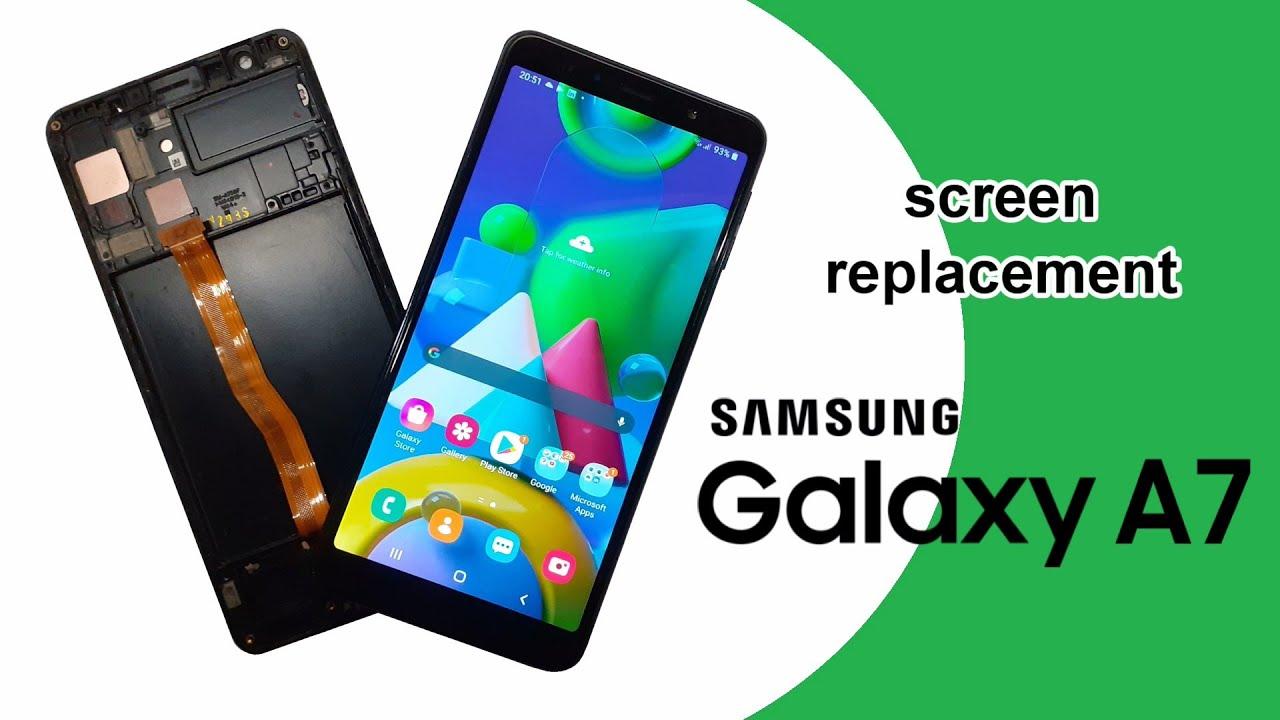 Thay màn hình Samsung A7 tại Tp HCM