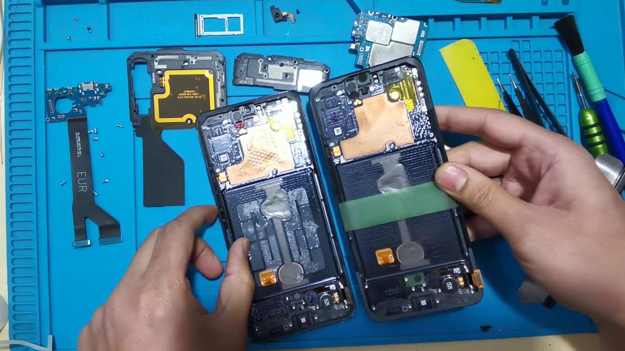 Điện thoại Samsung Galaxy A90 chính hãng