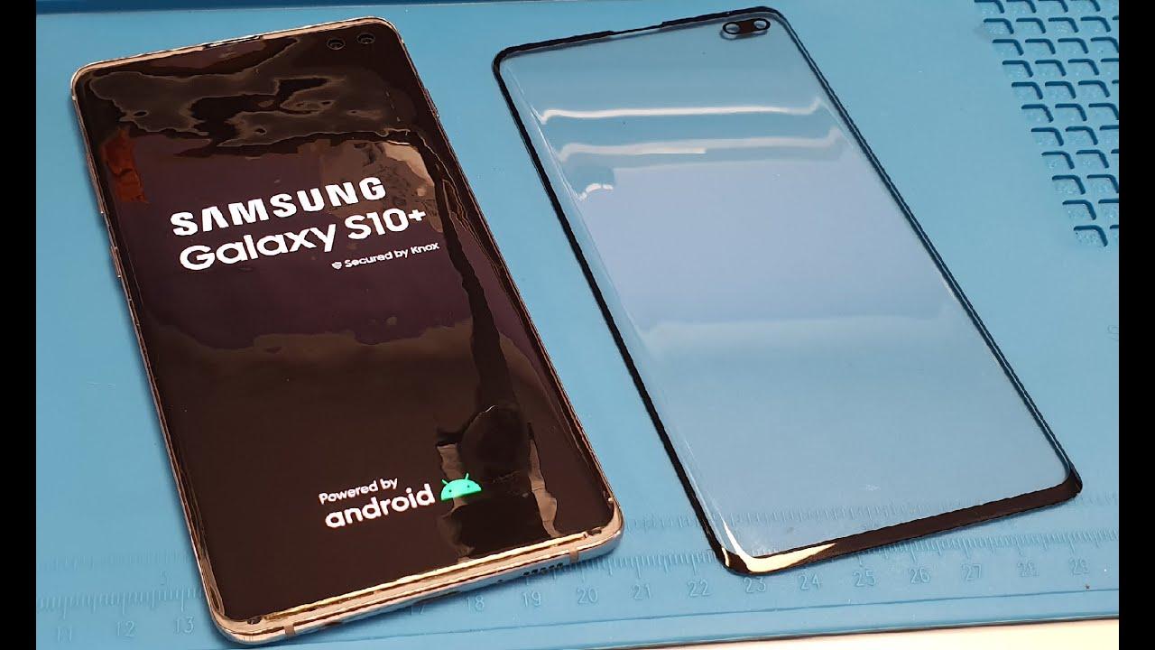Thay màn hình Samsung S10 Plus chính hãng