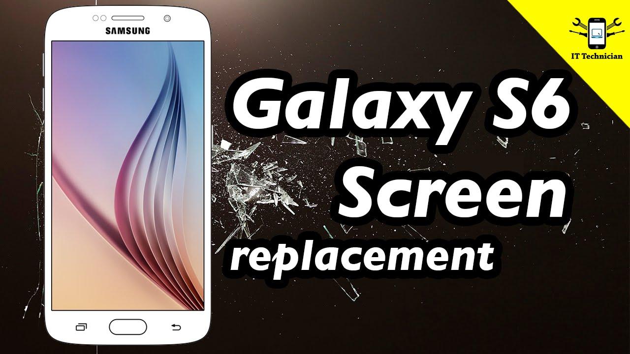 Thay màn hình Samsung S6 chính hãng
