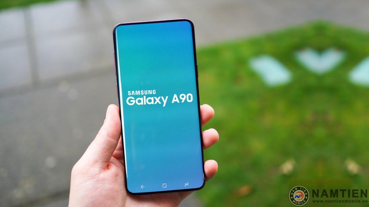 Thay mặt kính Samsung A90 giá rẻ