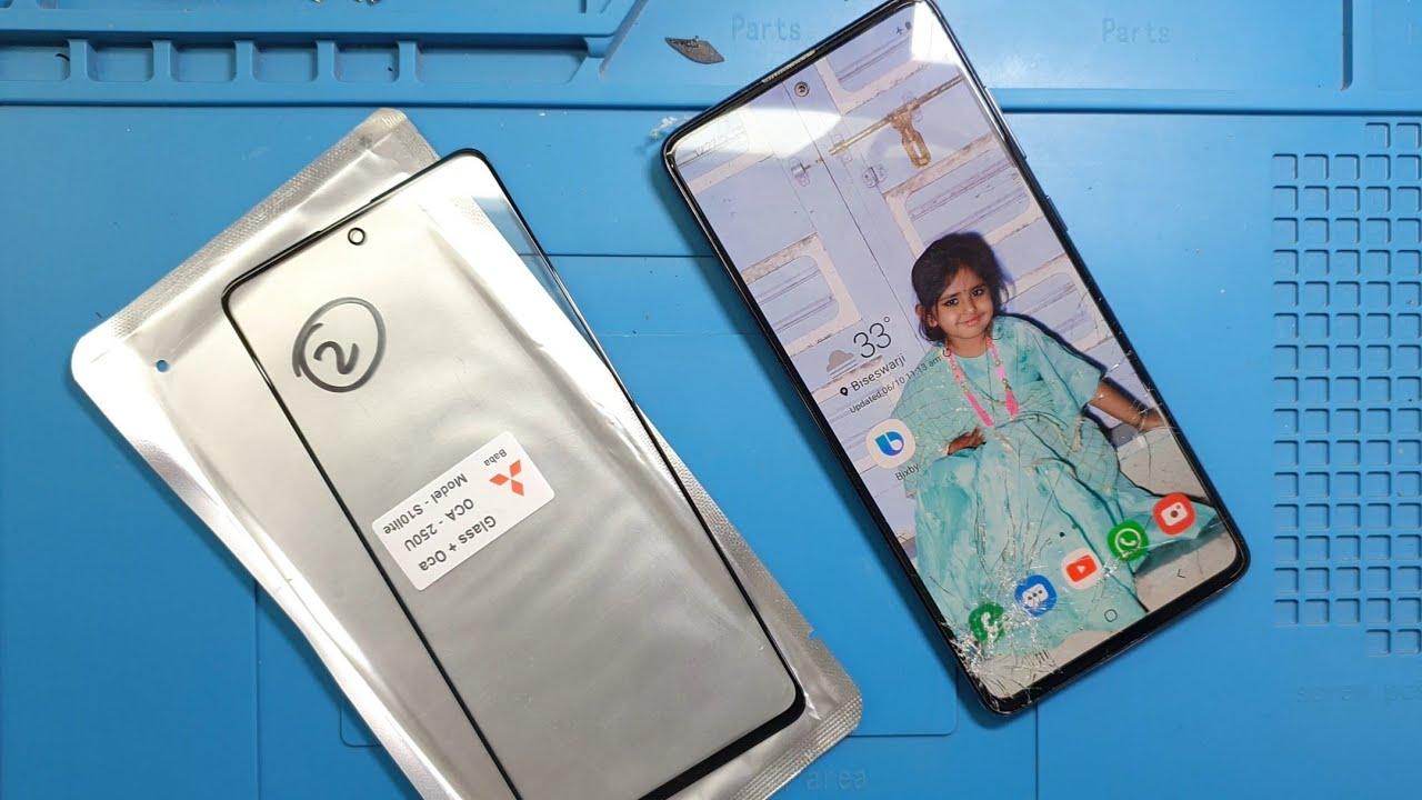 Thay mặt kính Samsung Note 10 giá rẻ