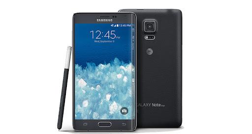 Thay Mặt Kính Samsung Galaxy Note Edge