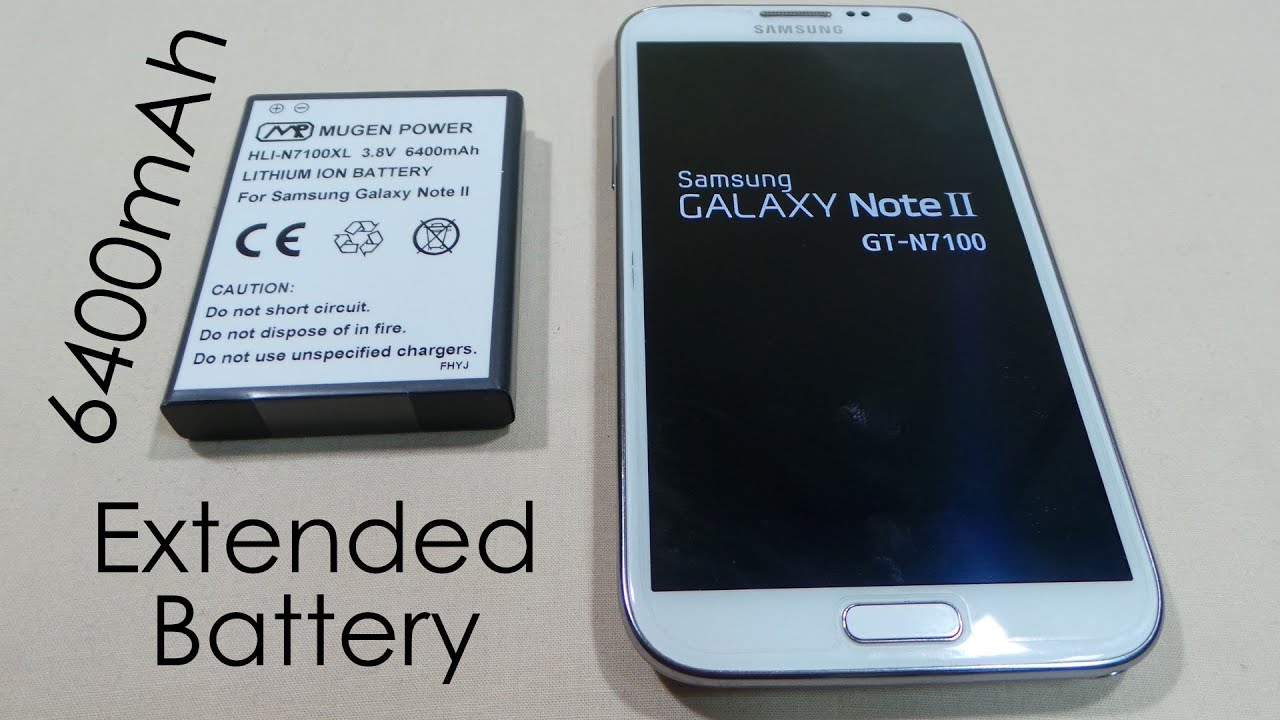 Thay pin Samsung Galaxy Note 2 chính hãng tại HCM
